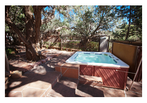 Accommodations at Sedona Bear Lodge